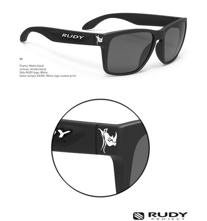 e9cb6dd372 ... SAILING Polarized SP315906X Occhiali da Sole · Rudy Project Spinhawk  Matte Black Smoke Black Deg Glasses · Rudy ...